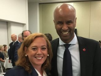 "Ahmed Hussen called Lisa MacLeod ""not Canadian"""