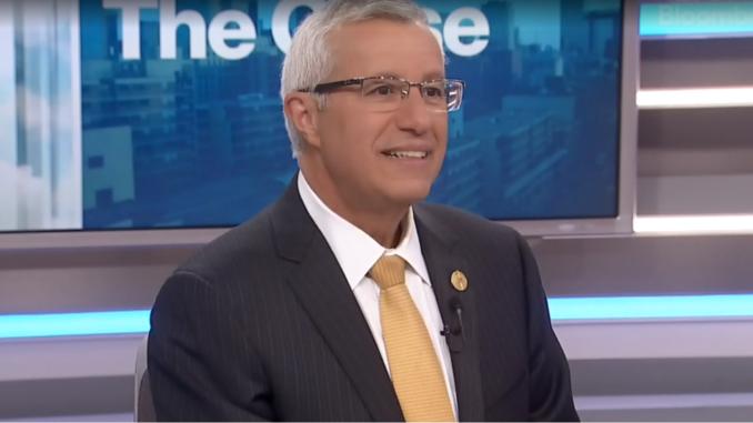 Ontario Finance Minister Vic Fedeli.
