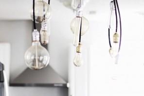 DIY Industrial Chandelier // Charleston Fashion Blogger Dannon Like The Yogurt