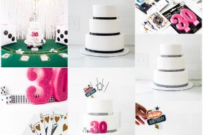 DIY Vegas Cake with The Cake Stand!