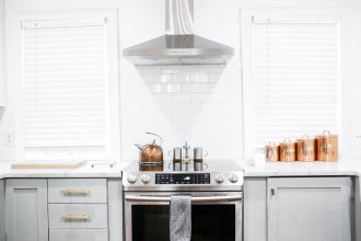 Downtown Kitchen Reveal // Charleston Fashion Blogger Dannon K. Collard Like The Yogurt Home renovation