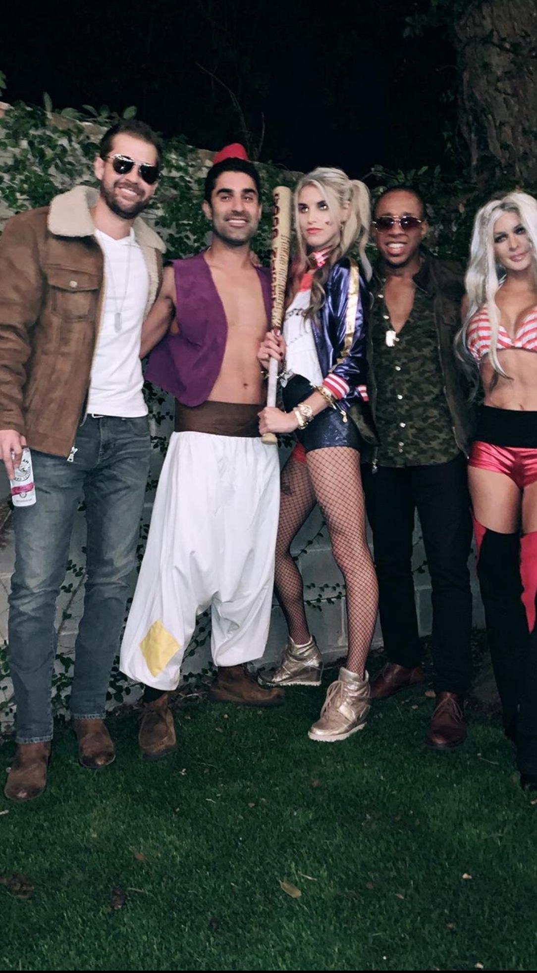 2nd Annual Halloween Party Dannon Like The Yogurt Charleston Costume 2018