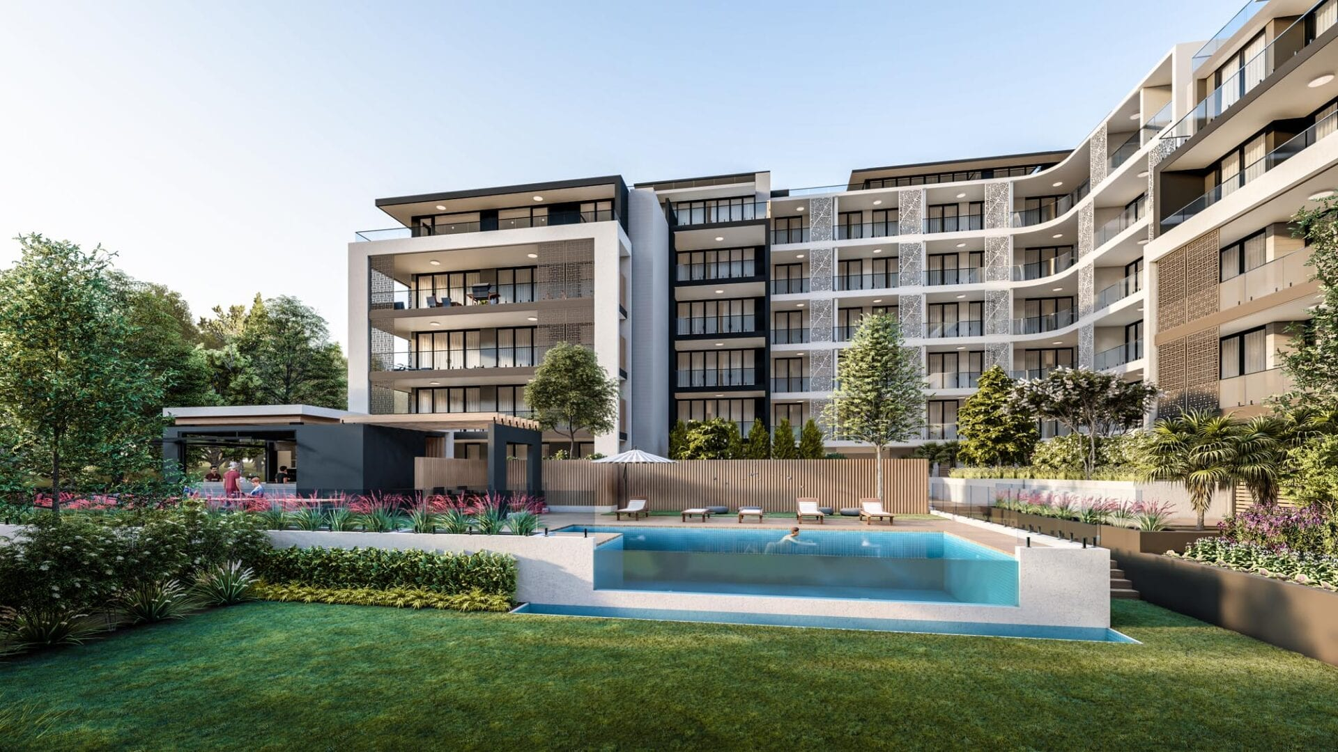 LUXURY APARTMENT DESIGN WILL ALLOW BUYERS TO PERSONALISE