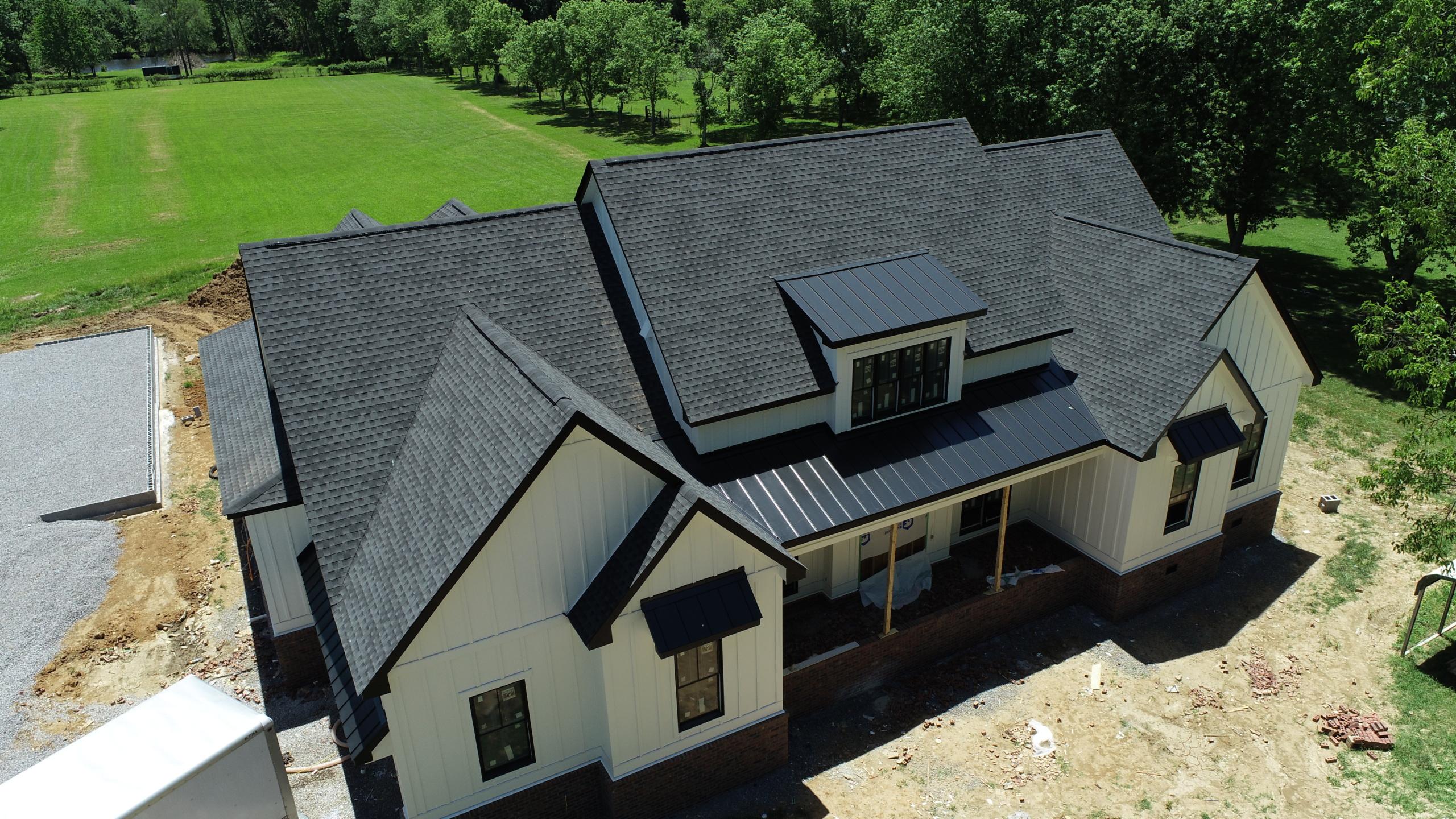 Black Metal Roofing Murfreesboro 3
