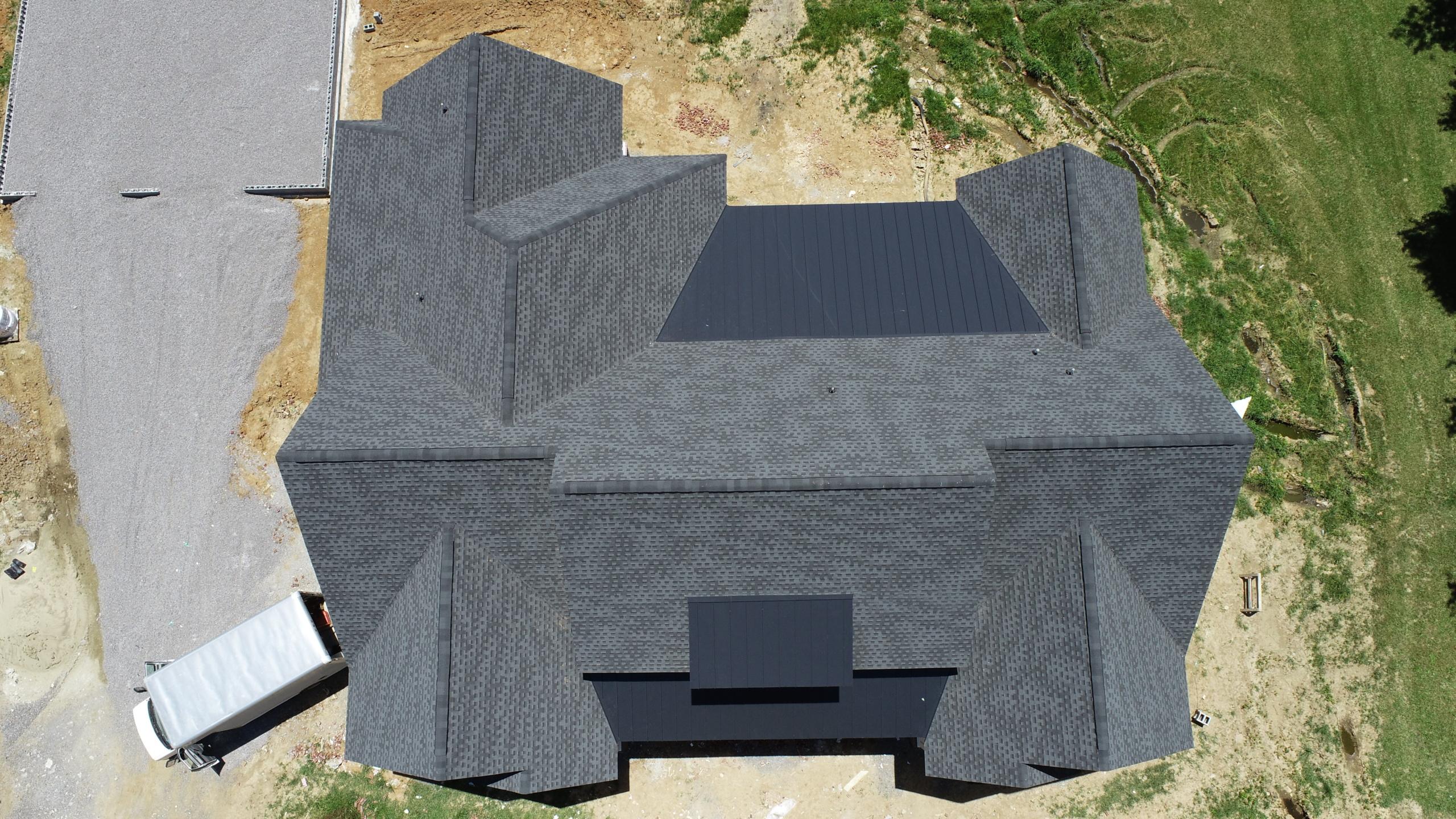 Black Metal Roofing Murfreesboro 4