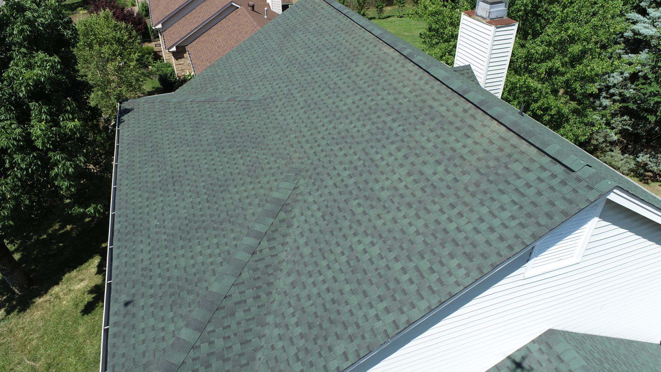 Murfreesboro Roofers GAF Timberline Hunter Green 3