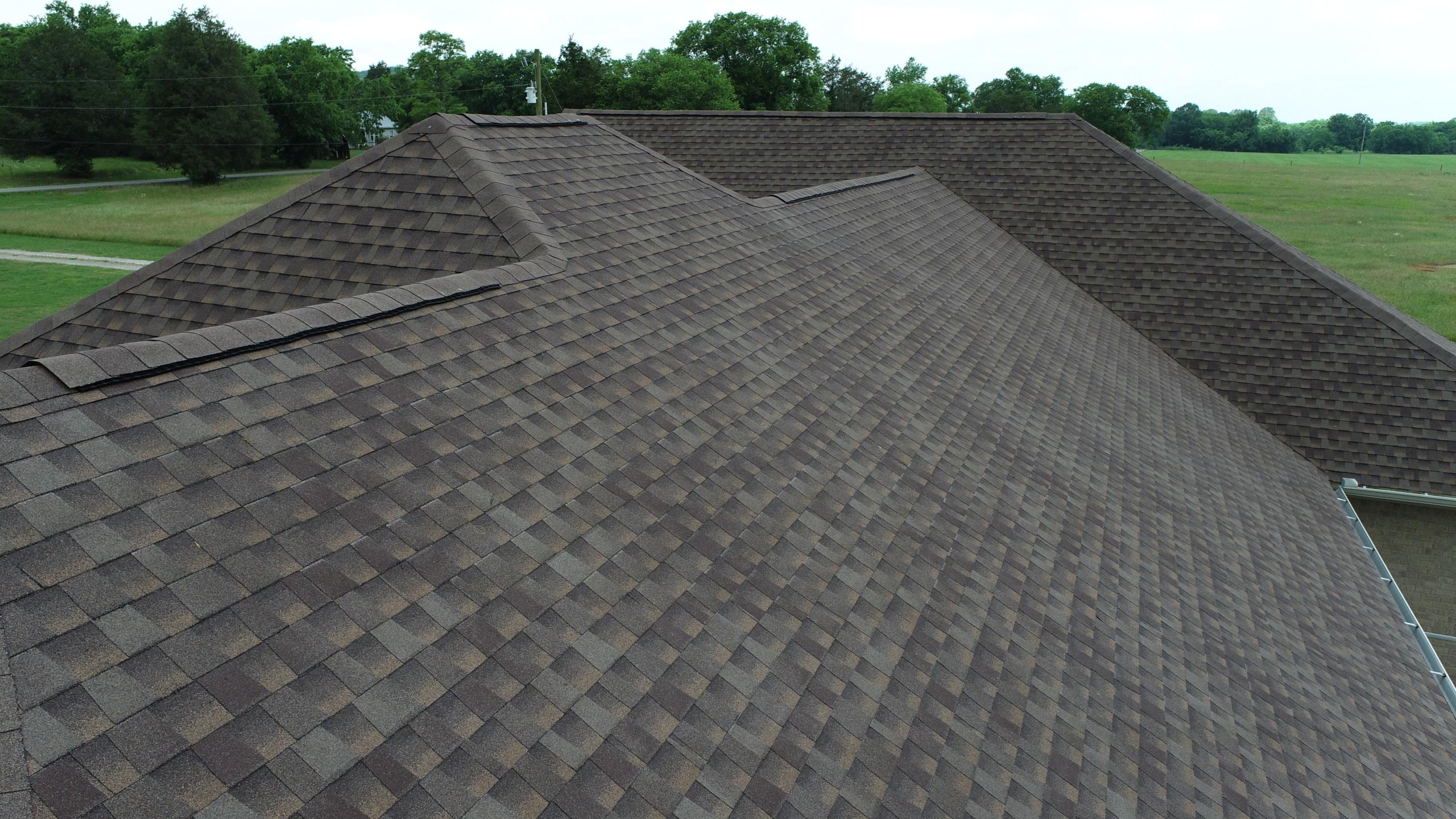 Murfreesboro Roofing Company GAF Barkwood Shingles