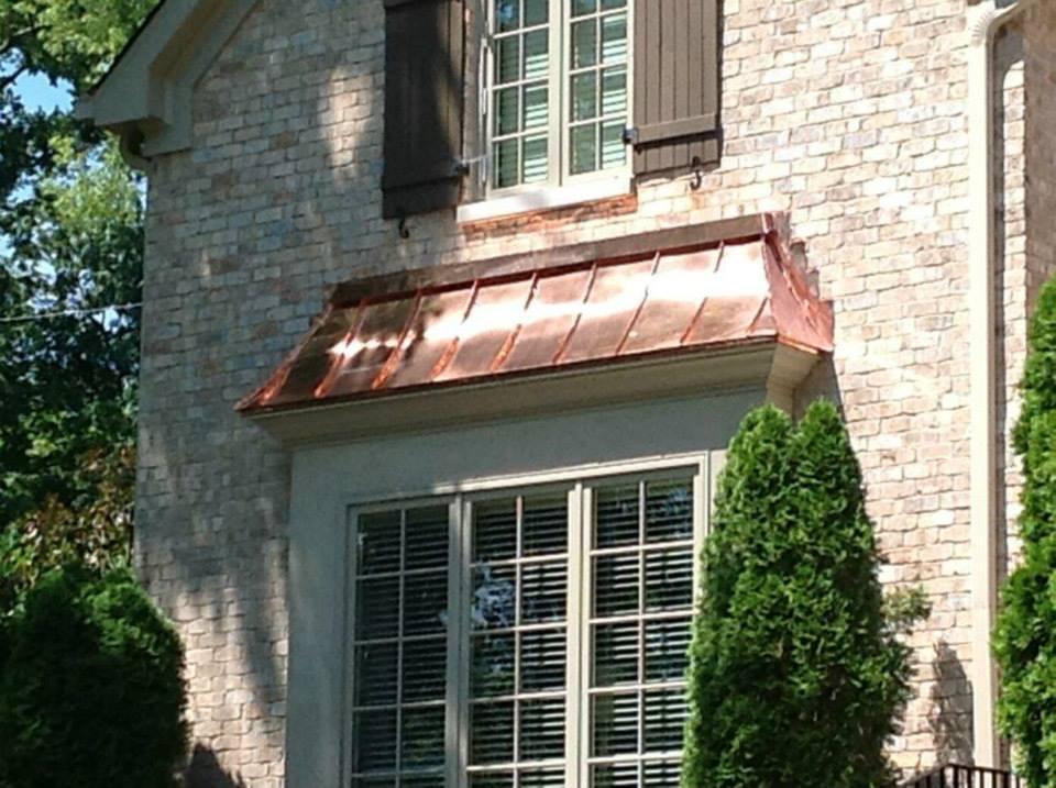 Copper Roofing Company Murfreesboro, TN 2