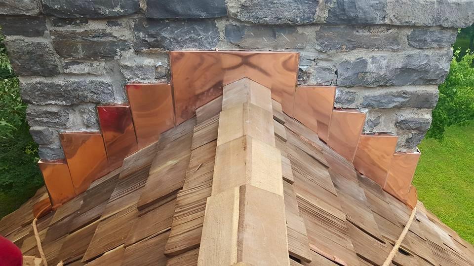 Copper Roofing Company Murfreesboro, TN 6