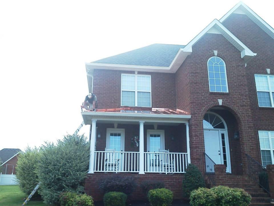 Copper Roofing Company Murfreesboro, TN 5