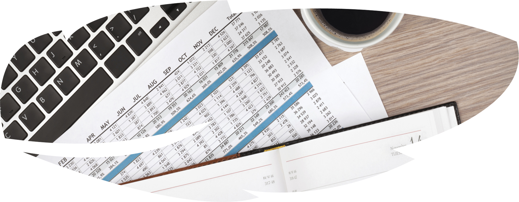 Prosperity Bookkeeping Financial Report