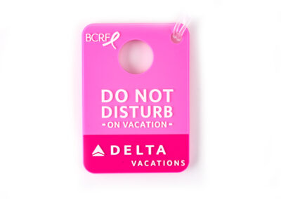 Delta Vacations Luggage Tags