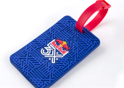 RedBull 3x Luggage Tag