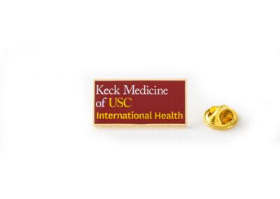 Keck Medicine Pin