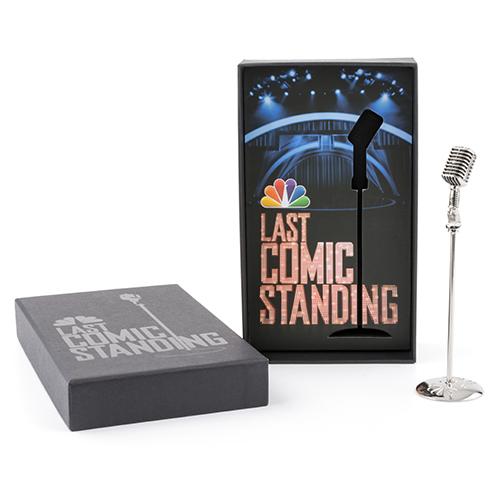 Last Comic Standing - NBC Microphone