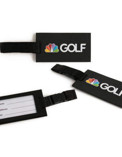 NBC Golf Luggage Tag