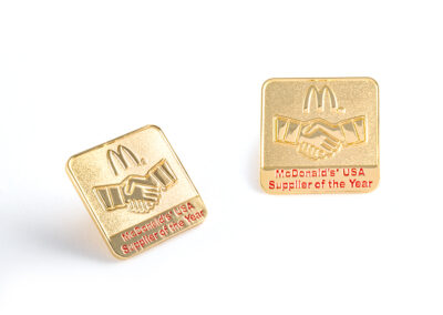McDonalds Rewards Pin