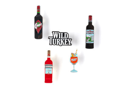 Wild Turkey Pins - 2