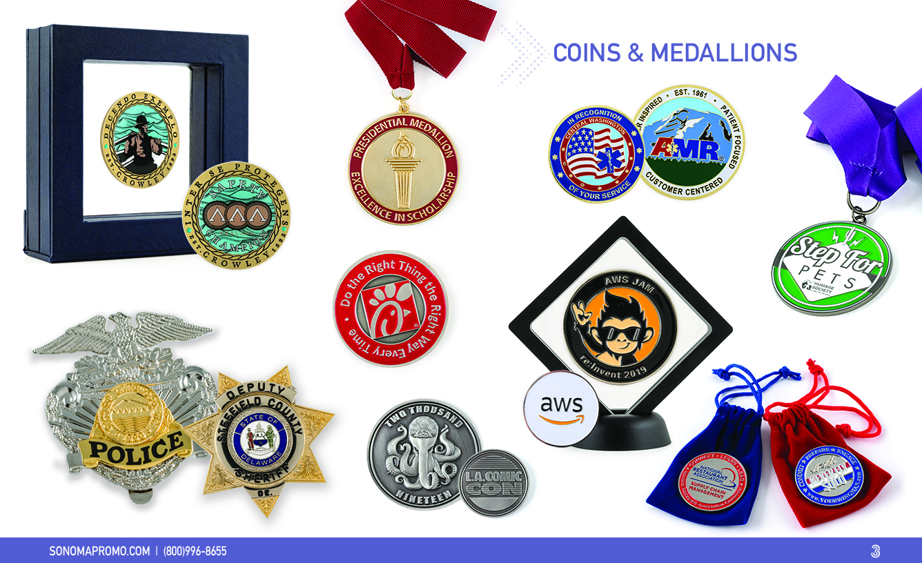 Best Of Layout- COINS & MEDALLIONS