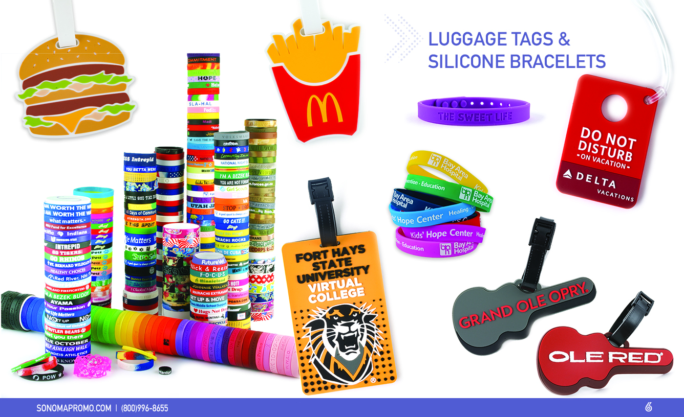 Best Of Layout- Luggage Tags