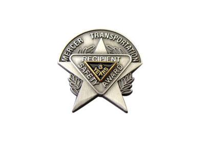 Mercer-Transportation Safety Award- WB