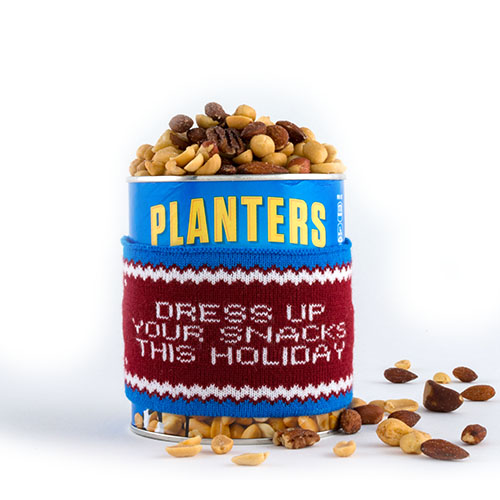 Planters Nuts Can Cozy
