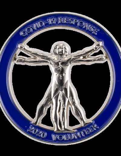 Covid Response Pin