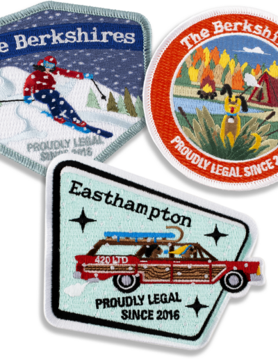 The Berkshires Patches
