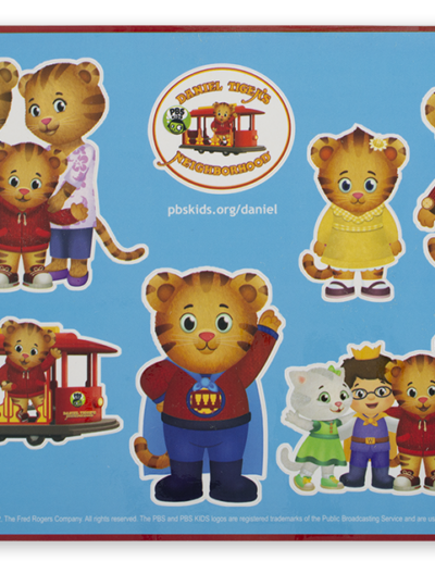 Fred Rogers Daniel Tiger Decal