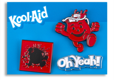 Kool-Aid Pin Set