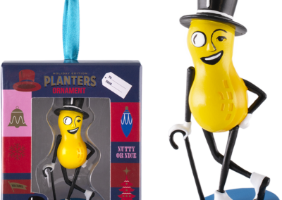 Planters Mr. Peanut Ornament