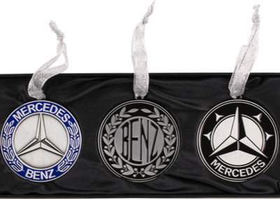 Mercedes Ornaments Boxed
