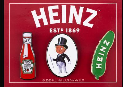 Heinz Pin Set
