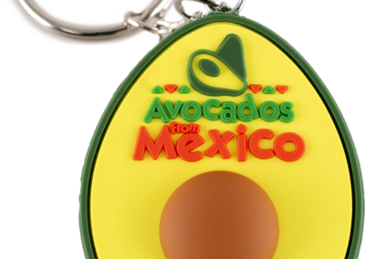 Avocados From Mexico Key Chain
