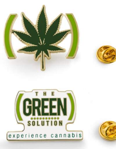 Green Solutions Pin