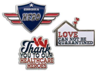 Hero Pins