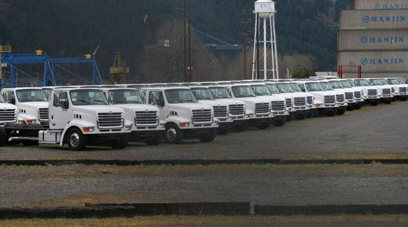 Dump Truck Fleet