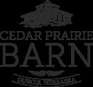 Cedar Prairie Barn