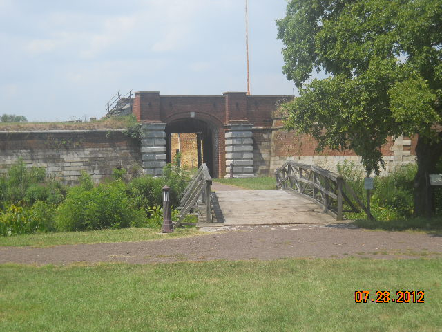 Fort Mifflin, Philadelphia, Pa paranormal investigation