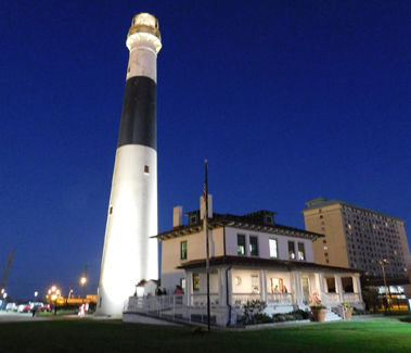 Absecon Lighthouse Atlantic City NJ paranormal investigation