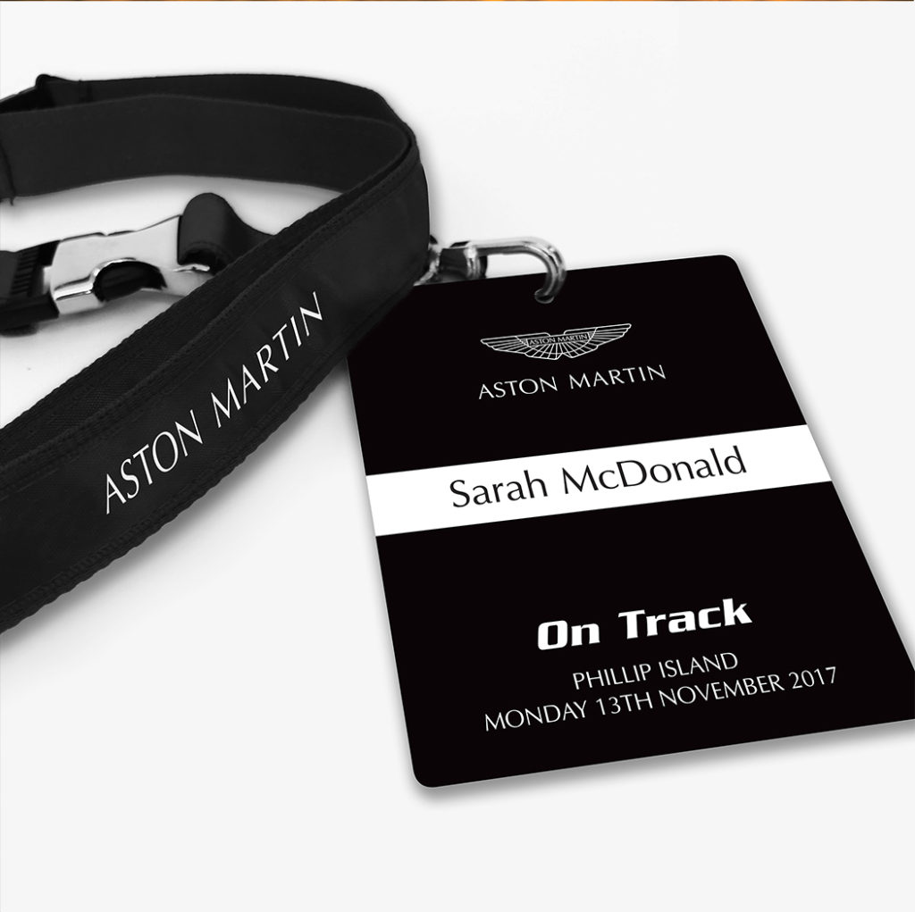 Aston Martin events