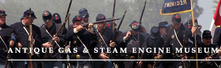 Antique Steam Engine Museum