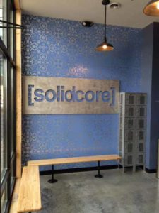 indoor business sign solidcore