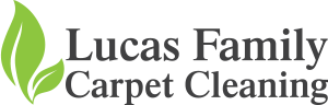 logo design lucas family carpet cleaning