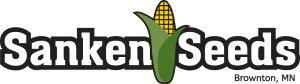 logo design sanken seeds