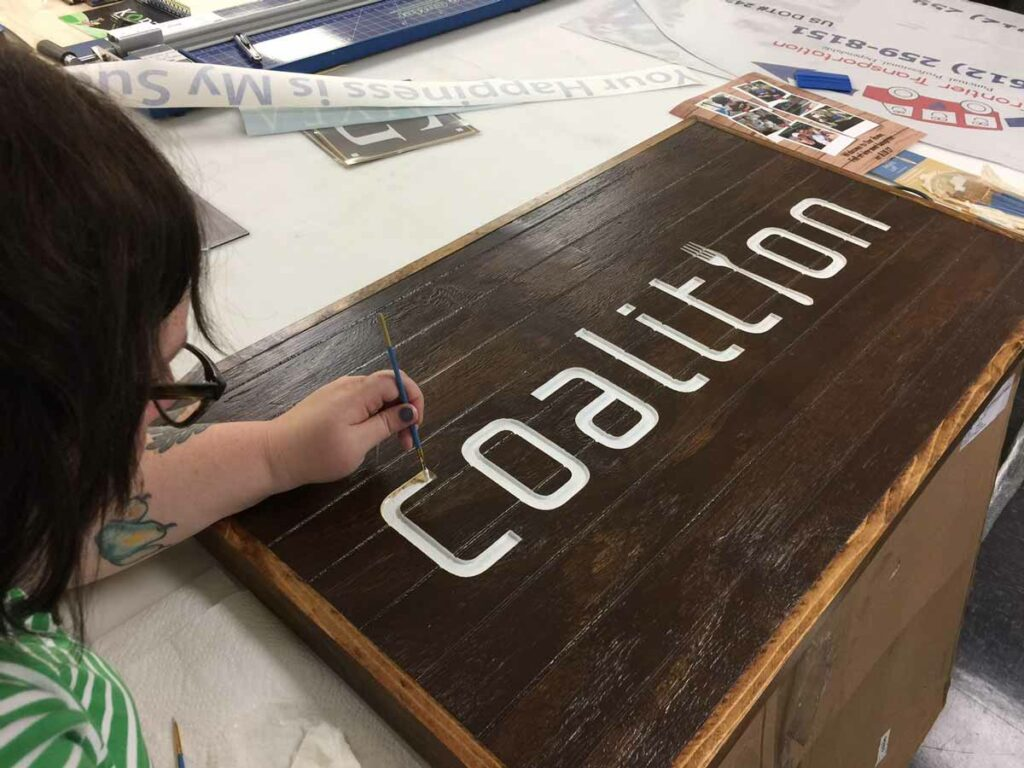 New dimensions in signmaking 2