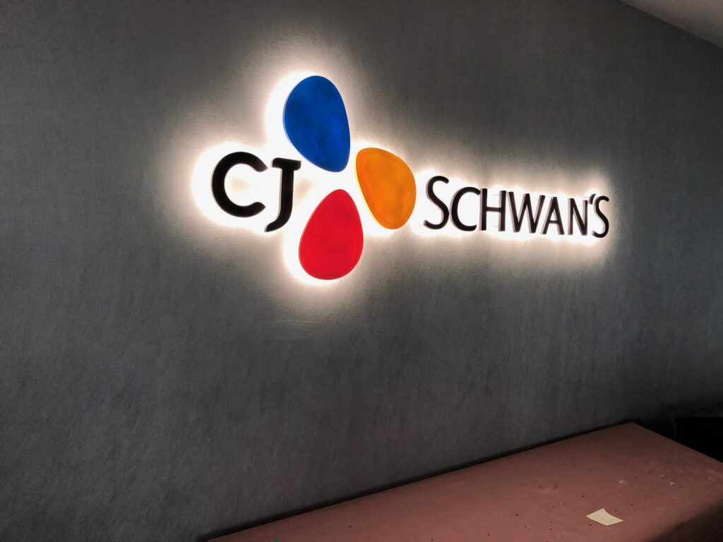 How Are Lobby Signs Made? 1