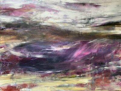 """Wuthering - 36""""x48"""""""
