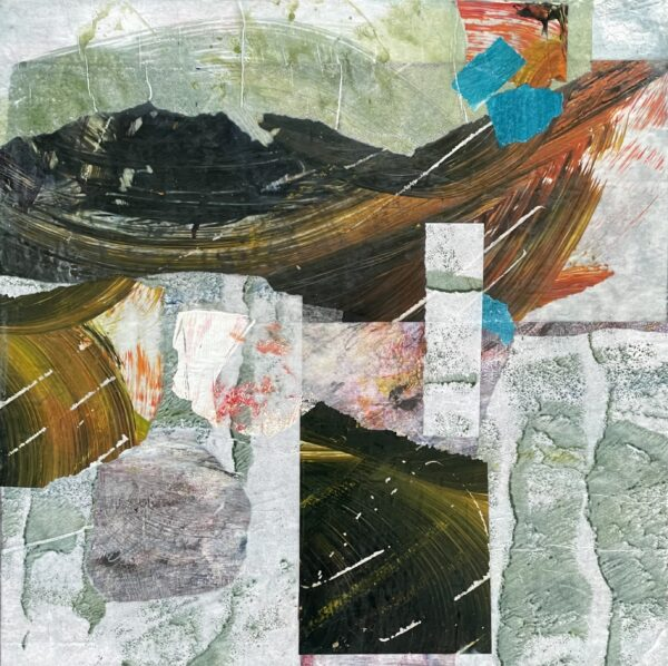 """Cool And Breezy - 8""""x8"""""""