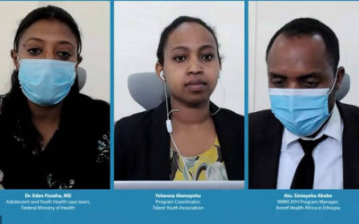 Boosting Youth and Adolescents engagement with Health Ministry